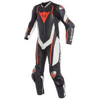 Dainese Kyalami Perforated Race Suit Red