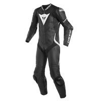 Dainese Laguna Seca 4 Perforated Race Suit Nero Bianco
