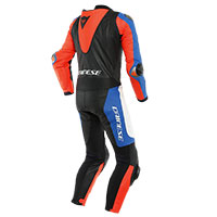Dainese Laguna Seca 5 One Piece Suit Blue White Red
