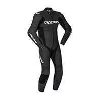 Ixon Falcon Leather Suit Black
