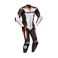 Ixon Vortex 2 Leather Suit Orange