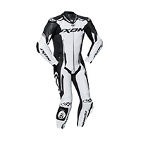 Ixon Vortex 2 Leather Suit White