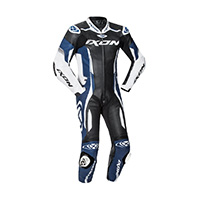 Ixon Vortex 2 Leather Suit Blue