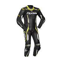 Ixon Vortex 2 Leather Suit Yellow