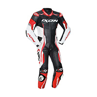 Ixon Vortex 2 Leather Suit Red