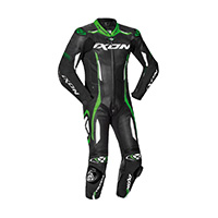 Ixon Vortex 2 Leather Suit Green