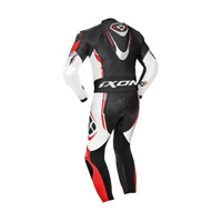 Ixon Vortex 2 Leather Suit Kid Red - 2