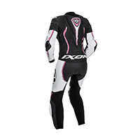 Ixon Vortex Lady Leather Suit Fucsia