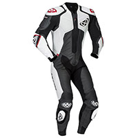 Ixon Vendetta One Piece Suit Black White