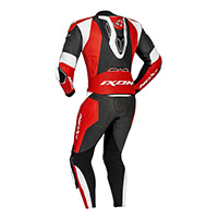 Ixon Vendetta One Piece Suit Black Red White