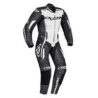 Ixon Vortex 2 Jr Kid Leather Suit Black White Kid