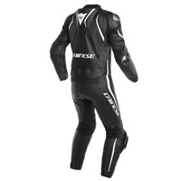 Dainese Laguna Seca 4 2pcs Perforated Suit Black White