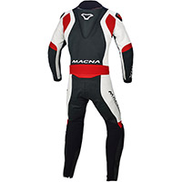 Macna Junior Suit Black White Red Kinder
