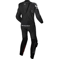 Macna Tracktix 1pc Suit Black