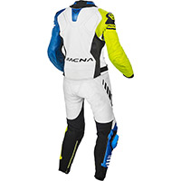 Macna Tracktix 2pcs Suit Yellow Blue