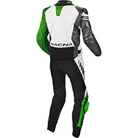 Macna Tracktix 2pcs Suit Black Green