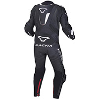 Macna Voltage 1pc Suit Black
