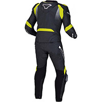 Traje Macna Voltage 2pc negro fluo amarillo