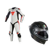 Special Offer Mugello R D-air® + Pista Gp R White