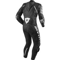 Rev'it One Piece Suit Spitfire Noir - Blanc