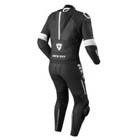 Rev'it Masaru Combi Suit Black White