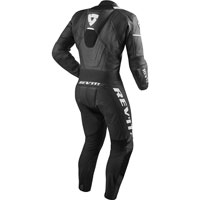 Rev'it Venom One-piece Suit Black And White