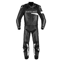Spidi Race Warrior Touring 2pc Suit Black White