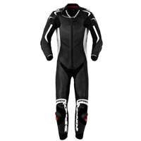 Spidi Replica Piloti Wind Pro Leather Suit Nero