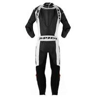 Spidi Replica Piloti Wind Pro Leather Suit Nero - 3