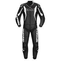 Spidi Sport Warrior Touring 2pcs Suit Black White