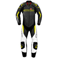 Spidi Supersport Wind Pro Nero Bianco Giallo Fluo