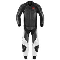 Spidi Supersport Touring 2pcs Suit White Black