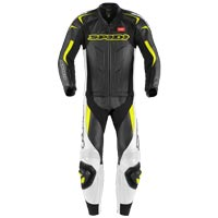 Spidi Supersport Touring 2pcs Suit Yellow Black