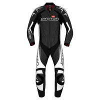 Spidi Supersport Wind Pro Suit Black White
