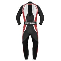 Spidi Supersport Wind Pro Suit Black Red
