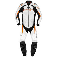 Spidi Supersport Wind Pro White Orange