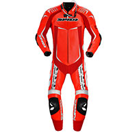 Tuta Intera Spidi Track Wind Replica Evo Rosso