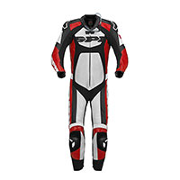 Spidi Tronik Wind Pro Black White Red