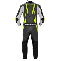 Tuta Spidi Sport Warrior Perforated Pro Giallo