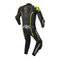 Alpinestars Gp Pro V2 1pc Suit Tech-air Yellow