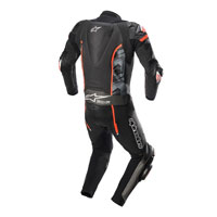 Tuta Alpinestars Gp Pro V2 1pc Tech-air Camo Rosso