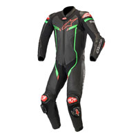Tuta Alpinestars Gp Pro V2 1pc Tech-air Verde