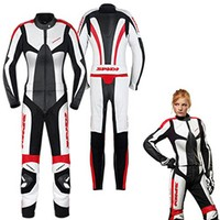 Spidi Poison Touring Leather Suit 2piece Lady