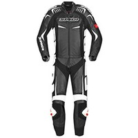 Spidi Track Touring Suit 2pz. Black White