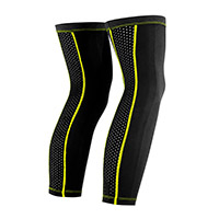 Acerbis Elastic Socks Black Yellow