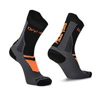 Acerbis Mtb Track Socks Black Orange