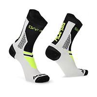 Acerbis Mtb Track Socks Black Yellow