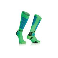 Acerbis Calze Mx Impact Verde Blu