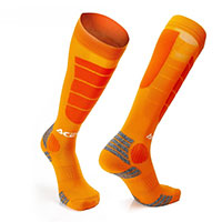 Acerbis Mx Impact Socks Orange