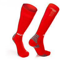 Acerbis Mx Impact Socks Red